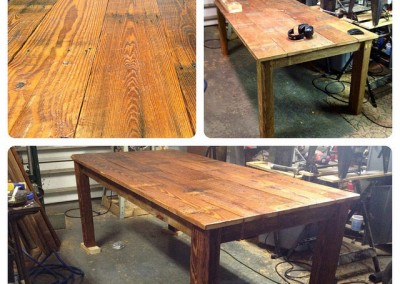 barnwood-table