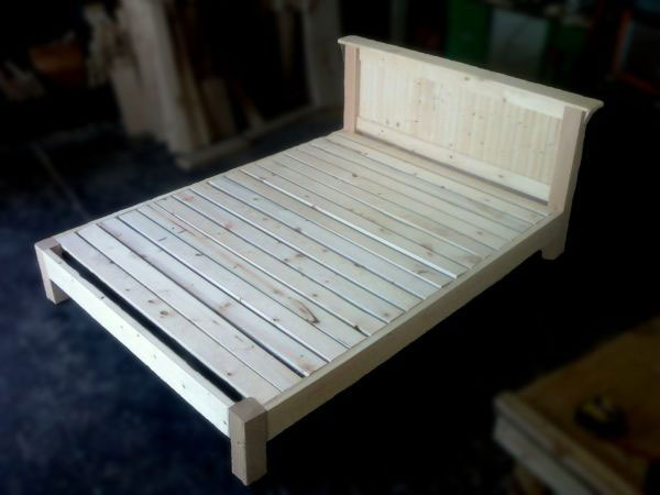 THE SURFACE PLATFORM BED