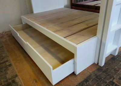 Bunk  with Trundle and Loft and